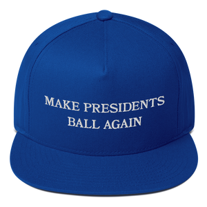 Make Presidents Ball Again Cap