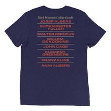 Load image into Gallery viewer, Black Mountain College Faculty Tee