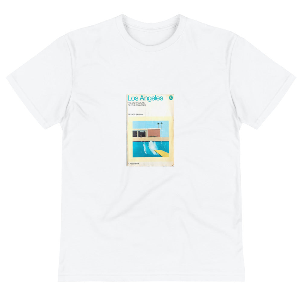 The Architecture of Four Ecologies Sustainable T-Shirt