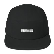 Load image into Gallery viewer, hypernormal 5 Panel Camper Cap