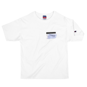Clear Skies - Men's Champion T-Shirt