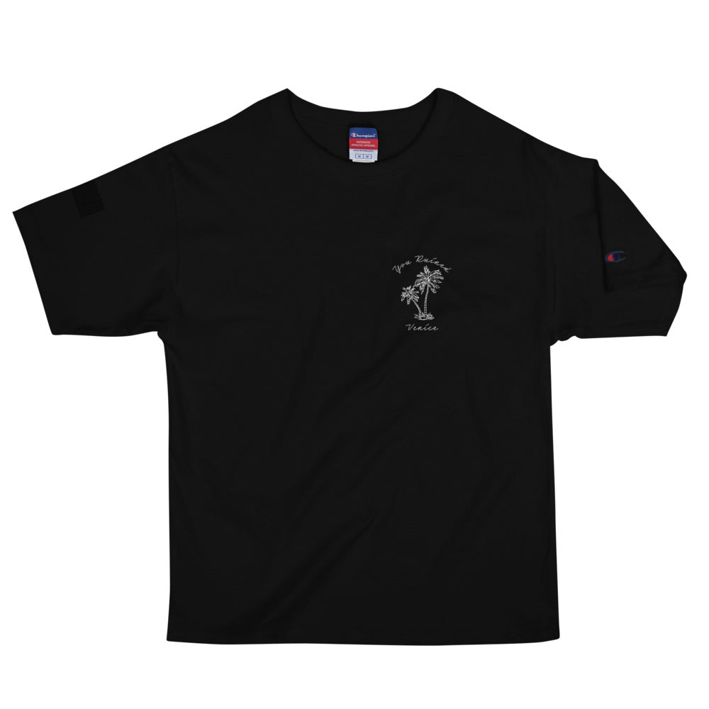 You Ruined Venice Men's Champion T-Shirt