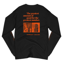 Load image into Gallery viewer, For The Greatest Number - Men's Champion Long Sleeve Shirt