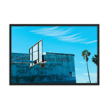 "Load image into Gallery viewer, Hoop 33°59'10.8""N 118°28'23.6""W Court 3"