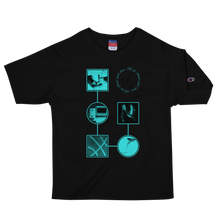 Load image into Gallery viewer, The Zen Master's Locker Room - Men's Champion Tee