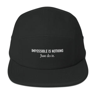 Impossible Is Nothing - 5 Panel Camper