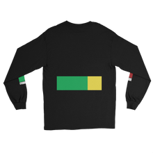 Load image into Gallery viewer, HYPERNORMAL Geometry Long Sleeve T-Shirt