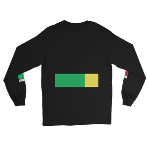 HYPERNORMAL Geometry Long Sleeve T-Shirt