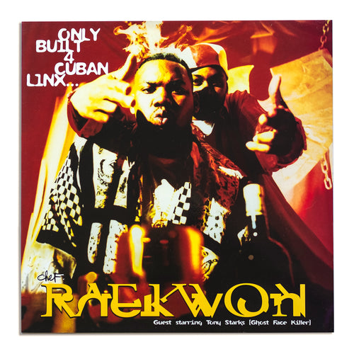 ONLY BUILT 4 CUBAN LINX... Purple Vinyl