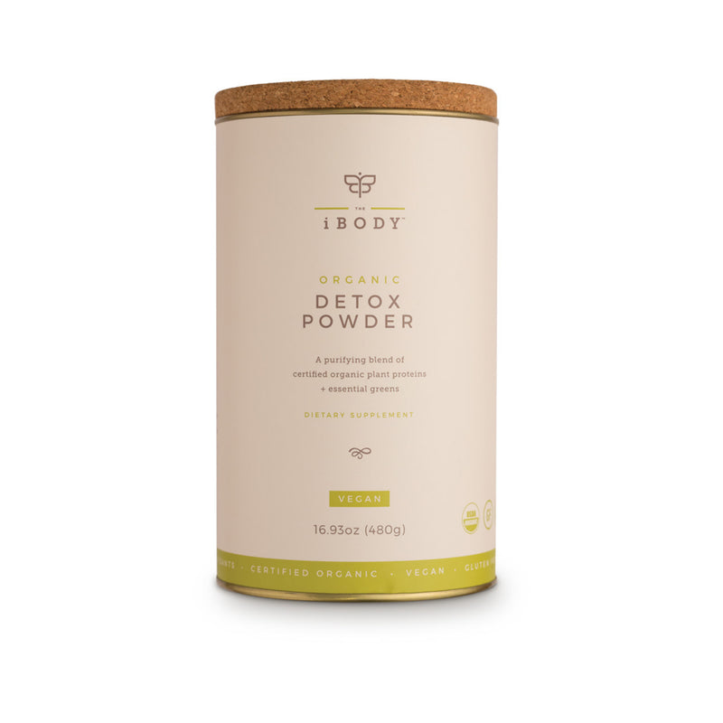 Detox Powder Vegan