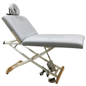 Custom Craftworks Classic Series Elegance Lift Back-Electric Massage Table-Optimate