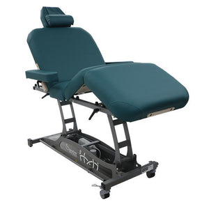 Custom Craftworks Signature Spa Series Hands Free Deluxe Electric Table-Electric Massage Table-Optimate