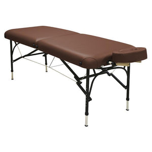 Custom Craftworks Solutions Series Challenger Aluminum Massage Table-Portable Massage Table-Optimate