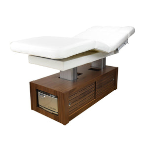 Touch America Embrace with Walnut Cabinet-Treatment Table-Optimate