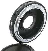 Fotasy Canon FD Lens to Canon Adapter, FD to Canon Adapter, Infinity Focus, Compatible with Canon DSLR 5D IV III II 1Ds 1D Series 7D II 7D 80D 70D 60D 50D 1300D 1200D 1100D 1000D 760D 750D 700D 650D