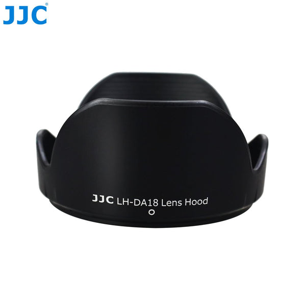 JJC LH-DA18 Professional Hard Lens Hood for Tamron 18-250mm f/3.5-6.3 Di-II LD Lens (Model A18) 18-270mm f/3.5-6.3 Di-II VC PZD Lens (Model B008) Replaces Tamron DA18