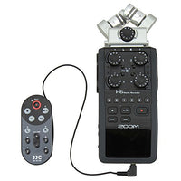 JJC SR-RCH6 Anti-Shake Wired Remote Control for ZOOM H6 Handy Recorder Replace ZOOM RCH6