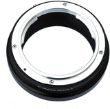 Fotasy Konica AR Lens to Canon EOS R Adapter, Konica AR Mount to EOS R Mount Adapter, Konica AR to EOS R, fits Konica AR Lens & Canon EOS R Full Frame Mirrorless Camera, EOS R/EOS RP