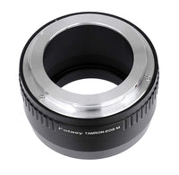 Tamron Adaptall Lens to Canon EOS M Adapter, EOS M Mount Adapter Compatible with Tamron Adaptall II Lens and Canon EOS-M Mirrorless Cameras M1 M2 M3 M5 M6 M6 Mark II M10 M50 M100