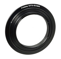 Fotasy 72mm Macro Reverse Adapter Ring for Canon EOS RF R RP Camera, fits Lens with 72mm Filter Diameter, Macro Reverse Ring 72mm for Canon EOS R/EOS RP