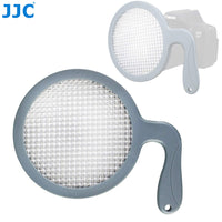JJC Hand-held White Balance Filter, White Balance Disc for Digital Photography, Easy to Use, Consistent Accurate color, for Lens Filter Diameter up to 95mm