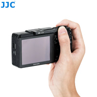 JJC TA-GR2 Thumbs Up Grip for Ricoh GR II Camera, Ricoh GR II Thumbs Grip