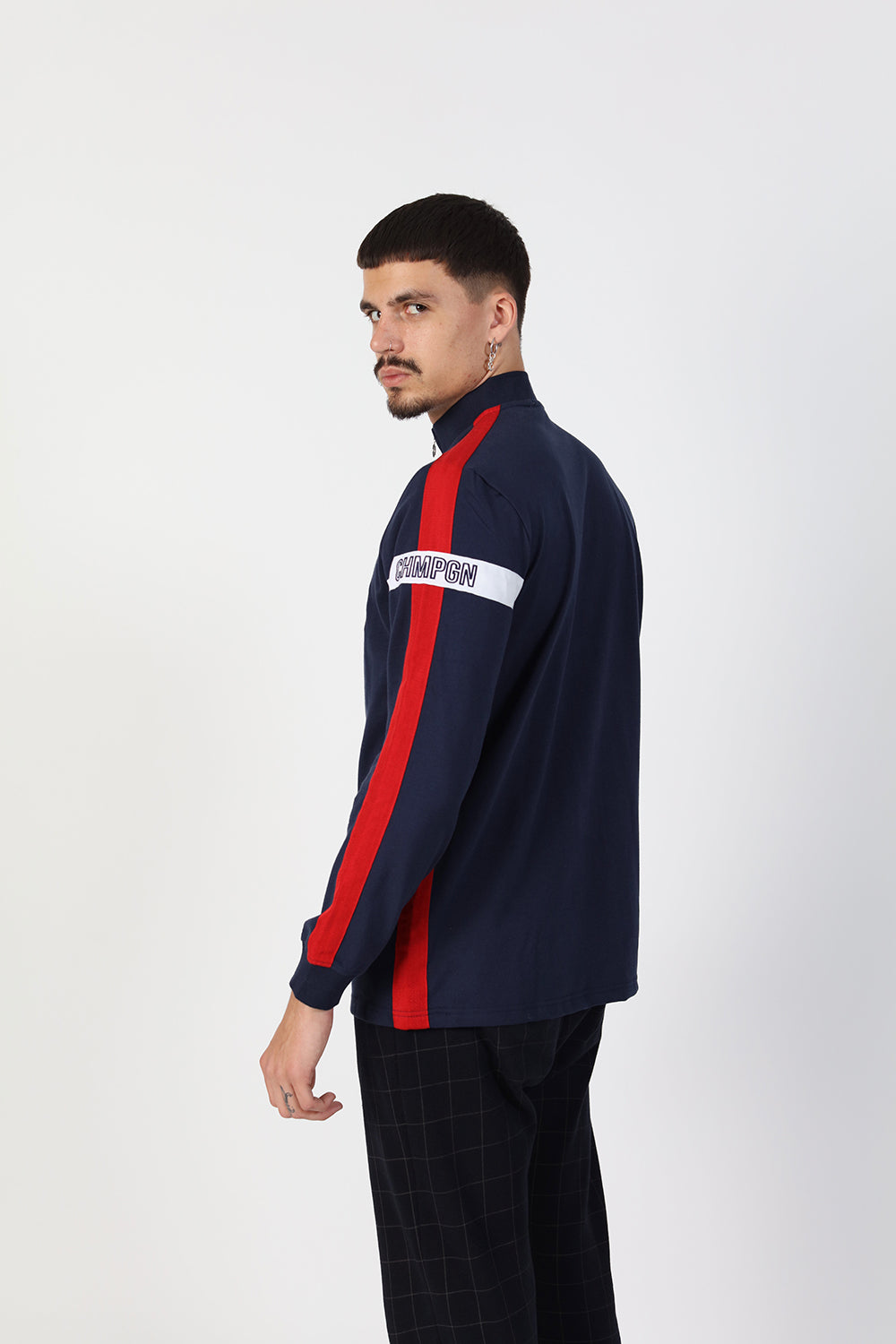 CHMPGN X LEJEUNE CLUB - NAVY/RED