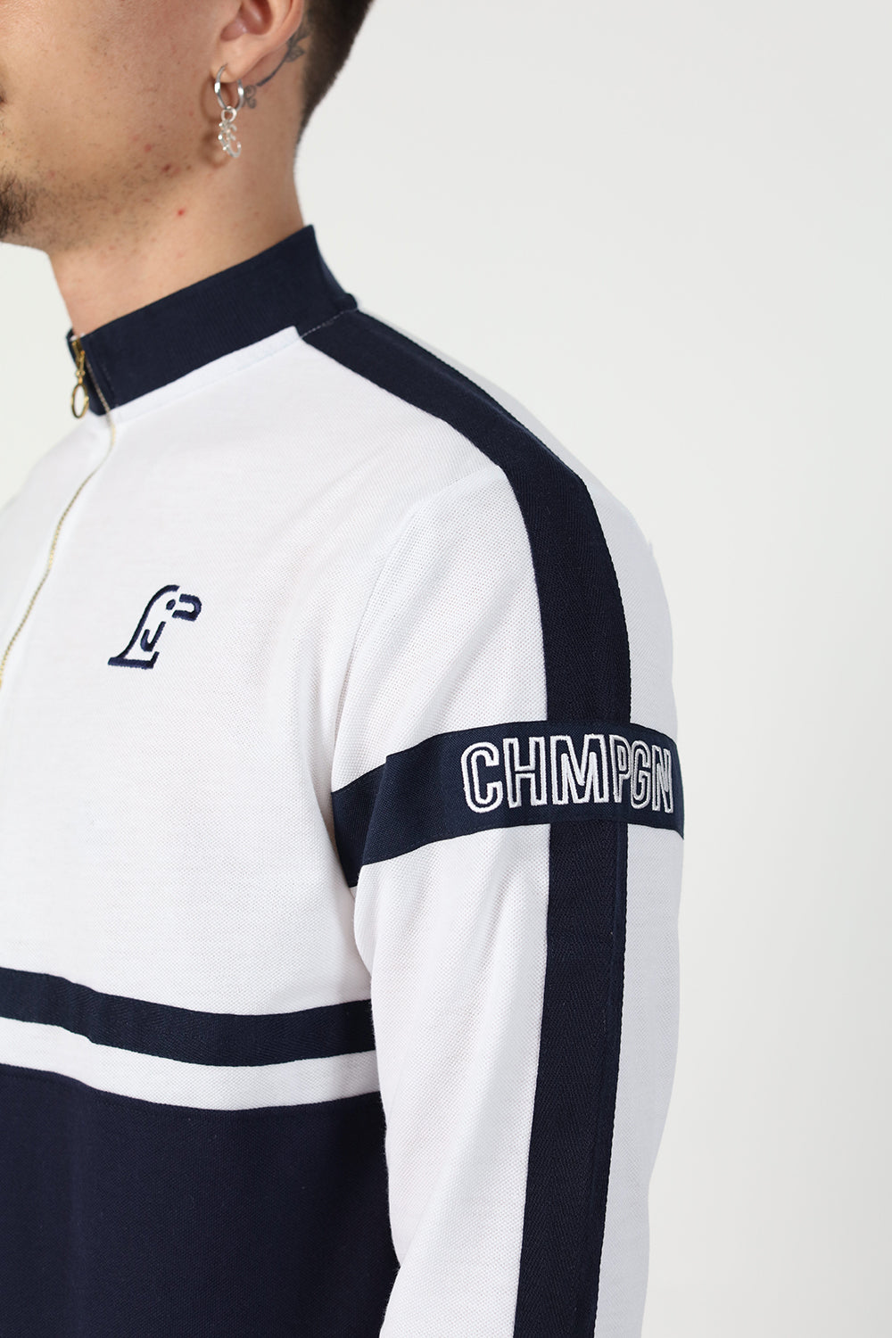 CHMPGN X LEJEUNE CLUB - WHITE/NAVY