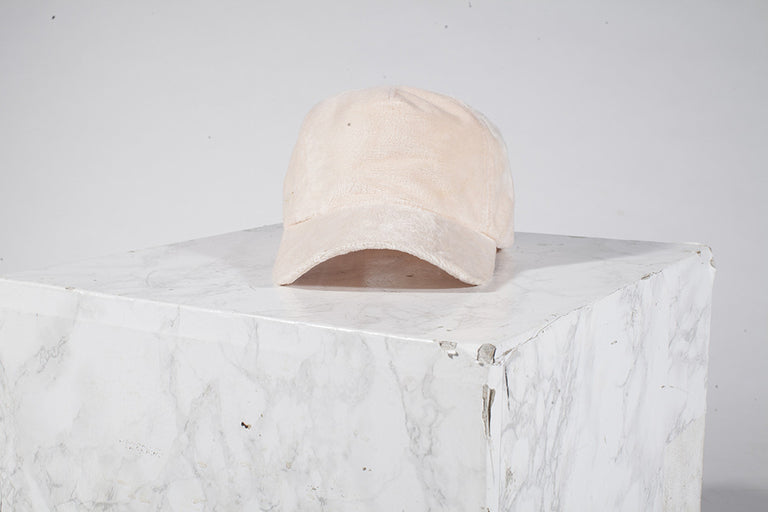 TRUCKER CAP - GOLD CHMPGN - LIGHT PINK