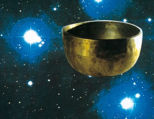 Planet Singing Bowl - Platonic year sound 286g