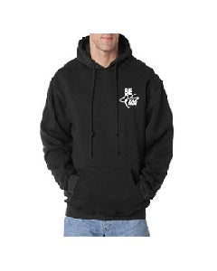 Be Kind Hoodie - Black
