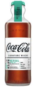 "Coca Cola Signature Mixers  "" Herbal Notes "", 200 ml Lust auf etwas Neues ? - British Moments"