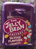 """JELLY Set""  Jelly Beans, 36 Huge Flavours, 80 gr. Dose plus 2er Set Mikrofaser Tücher im Jelly Beans Design - British Moments"