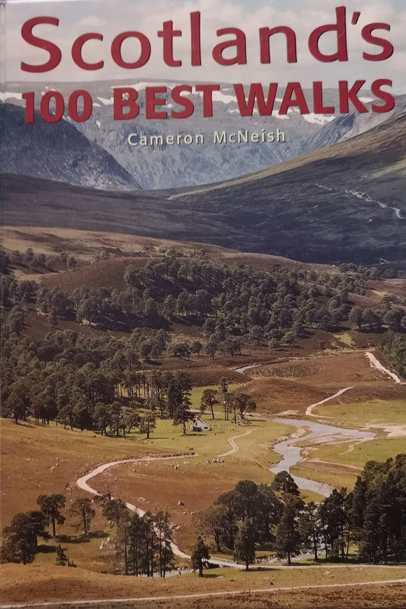Buch ( englischsprachig, gebraucht) Scotlands 100 Best Walks - British Moments
