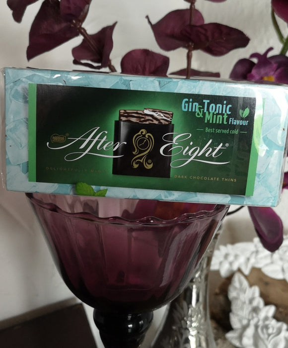 After Eight  Gin & Tonic  , Täfelchen 200 gr, After Eight mal ganz anders - British Moments