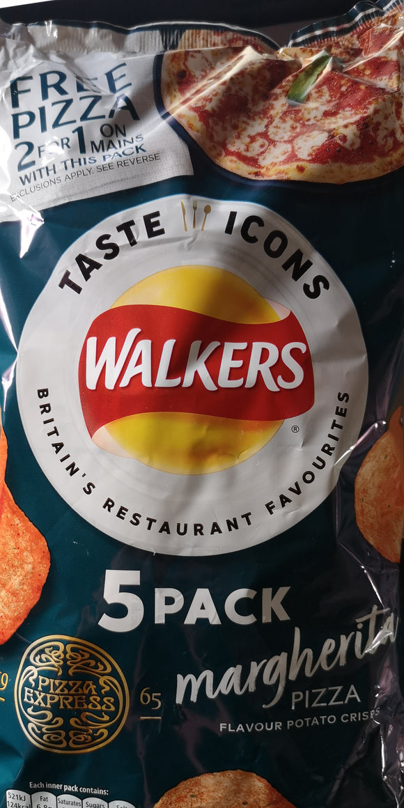 Walkers Crisps Limited Edition