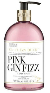 "Baylis & Harding , ""The Fuzzy Duck ""  Flüssigseife  "" Pink Gin Fizz"" 500 ml - British Moments"