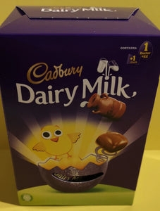 SALE !!!! END OF SEASON :Cadbury Dairy Milk Ei, 71 gr. - British Moments