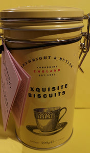 Cartwright & Butler Triple choc Chunk biscuits , Dose, 200 gr. - British Moments