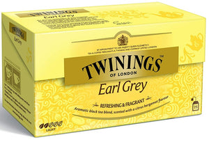 Twinings Earl Grey, 25 Teebeutel - British Moments