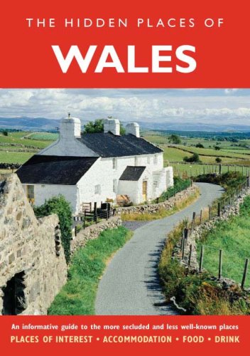 Buch ( englischsprachig, gebraucht) The Hidden Places of Wales - British Moments