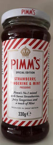 Pimm's  No1 jam, 330 gr. Glas - British Moments