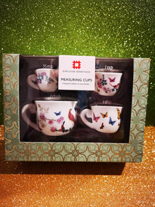 """English Heritage"" Measuring cups  (Kleine Meßbecher) - British Moments"