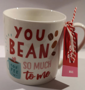 "Tasse "" You bean so much to me"" - British Moments"
