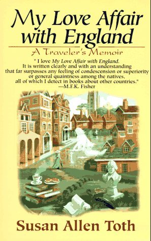Buch ( englischsprachig, gebraucht) My love Affair with England- A traveler's Memoir - British Moments
