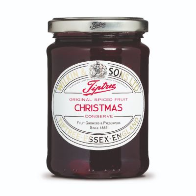 Christmas Conserve, Tiptree, Wilkin and Sons, 340 gr Glas - British Moments