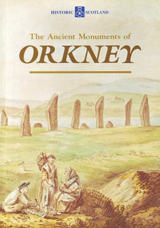 Buch (englischsprachig, gebraucht ) The ancient Monuments of Orkney - British Moments