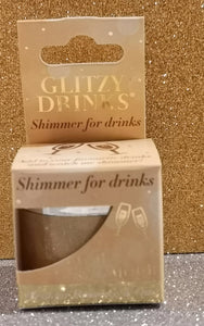 "Prosecco Shimmer  ""Glitzy Drinks ""  Gold - British Moments"