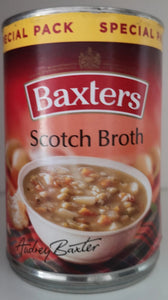 "Baxter's soup  ""Scotch Broth "", 400 gr. Dose - British Moments"
