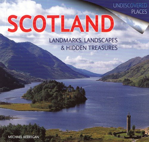 Buch ( englischsprachig, gebraucht) Scotland: Landmarks, Landscapes and Hidden Treasures - British Moments